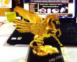 Cách bày trí tượng ngựa đồng phong thủy
