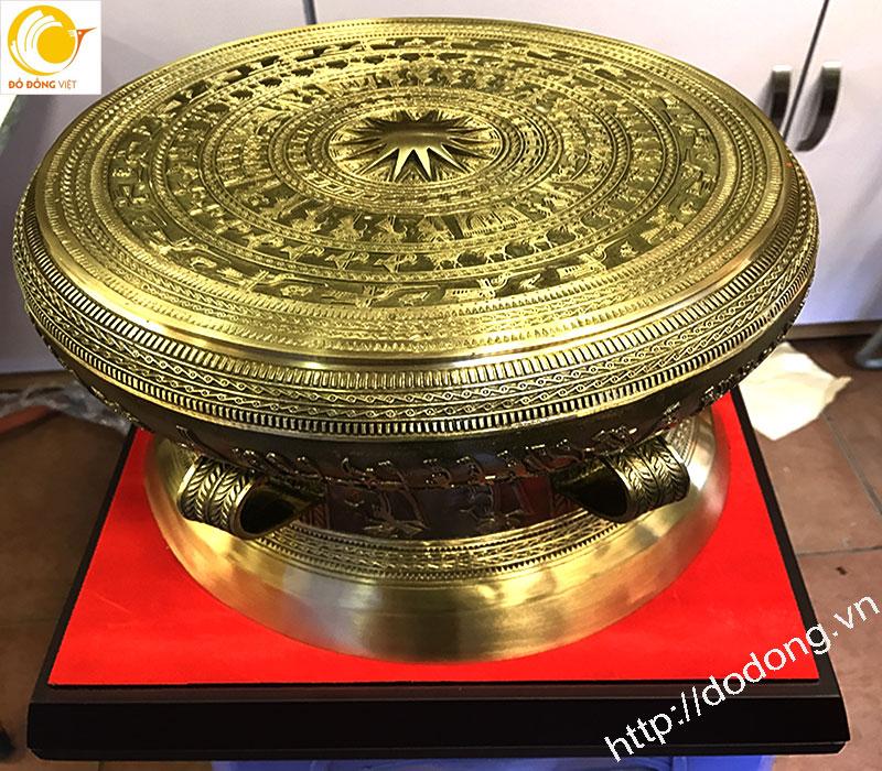 Trống đồng đông Sơn (dong son drum) - Nét văn hóa Việt Cổ